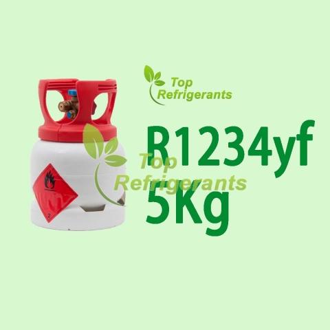 Gas refrigerante R1234yf 5kg