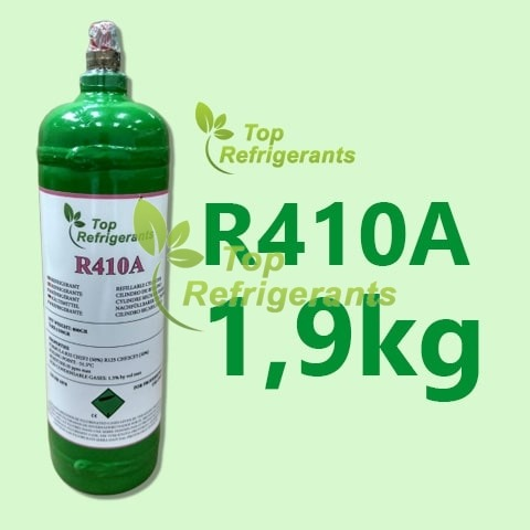 R410A 1,9kg