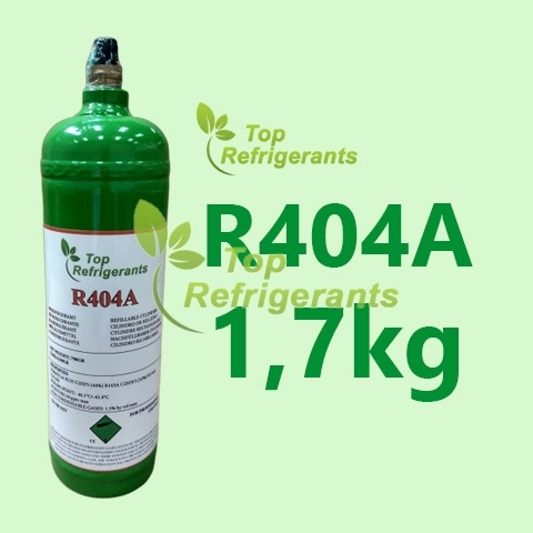 R404A 1,7kg