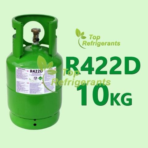 gas refrigerant r422d 10kg