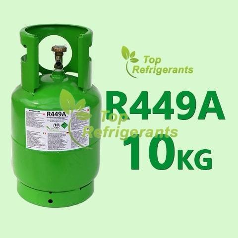 Gas refrigerant r449A 10kg