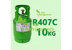 Gas refrigerant r407c 10kg